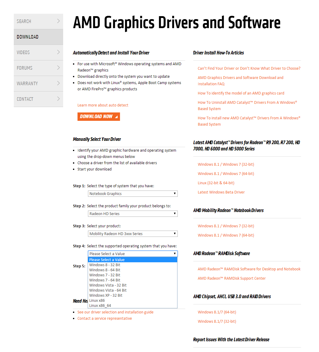 Gpu-tech. Org amd catalyst driver 11. 5 supports radeon hd 6790.